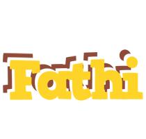 Fathi hotcup logo