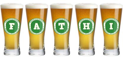 Fathi lager logo