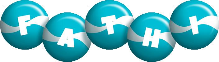 Fathi messi logo