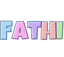 Fathi pastel logo