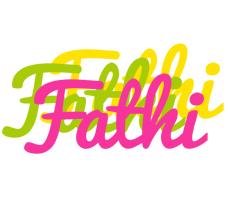 Fathi sweets logo