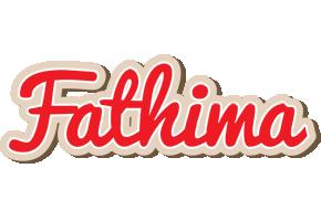 Fathima chocolate logo