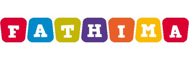 Fathima kiddo logo
