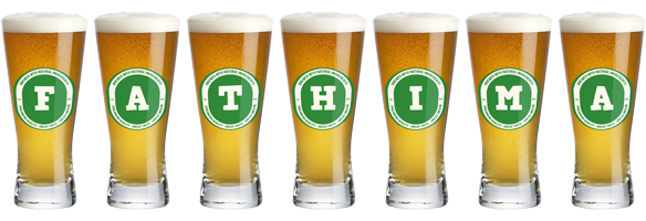 Fathima lager logo