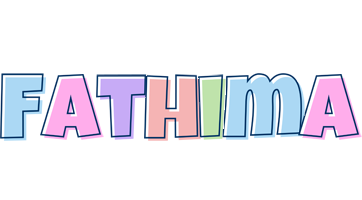 Fathima pastel logo