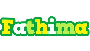 Fathima soccer logo