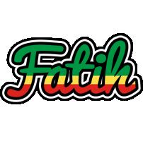 Fatih african logo