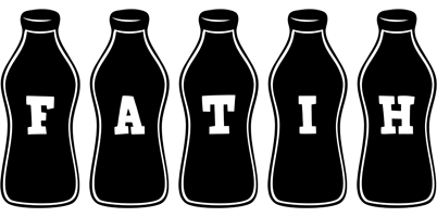 Fatih bottle logo