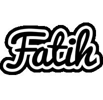 Fatih chess logo