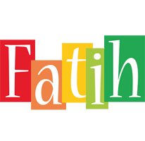 Fatih colors logo
