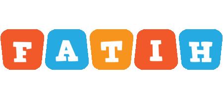 Fatih comics logo