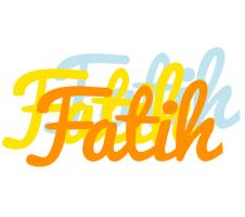 Fatih energy logo
