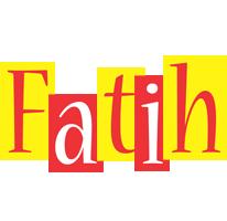 Fatih errors logo