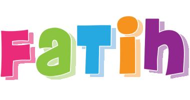 Fatih friday logo