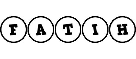 Fatih handy logo