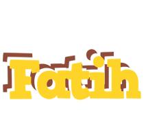 Fatih hotcup logo