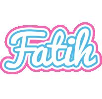 Fatih outdoors logo
