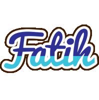 Fatih raining logo