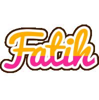 Fatih smoothie logo