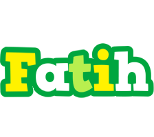 Fatih soccer logo