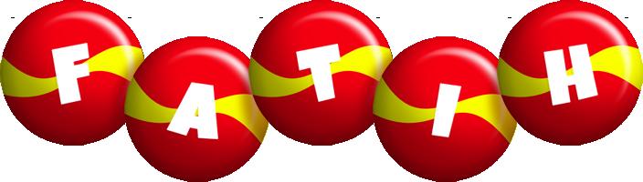 Fatih spain logo