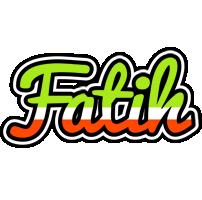 Fatih superfun logo
