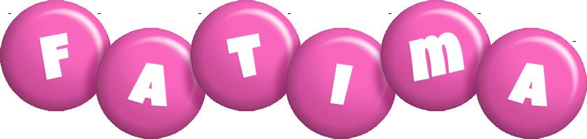 Fatima candy-pink logo