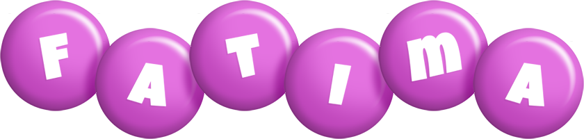 Fatima candy-purple logo