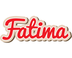 Fatima chocolate logo