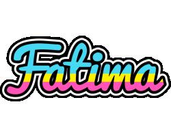 Fatima circus logo
