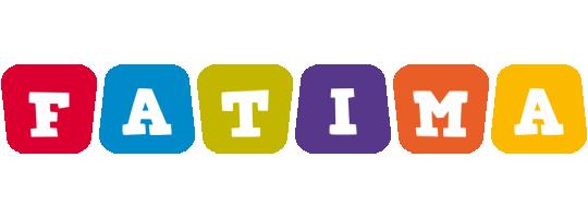 Fatima daycare logo