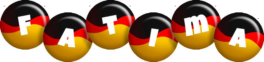 Fatima german logo