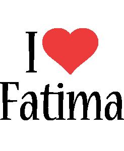 Fatima i-love logo