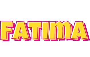 Fatima kaboom logo