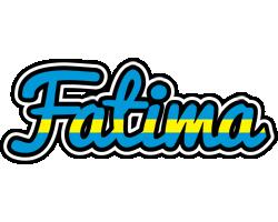 Fatima sweden logo
