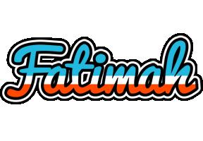 Fatimah america logo
