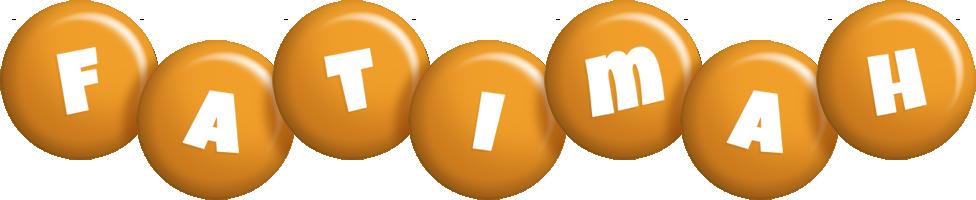 Fatimah candy-orange logo