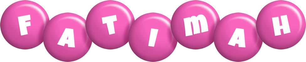 Fatimah candy-pink logo