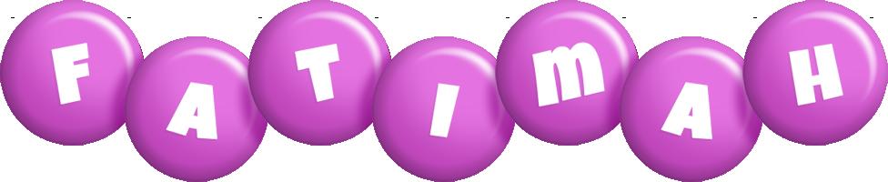 Fatimah candy-purple logo