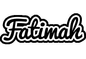 Fatimah chess logo