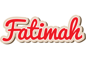 Fatimah chocolate logo