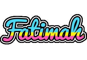 Fatimah circus logo