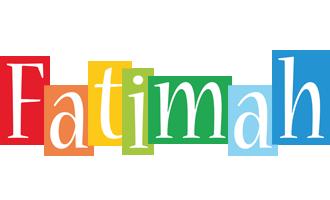 Fatimah colors logo