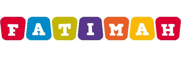 Fatimah daycare logo