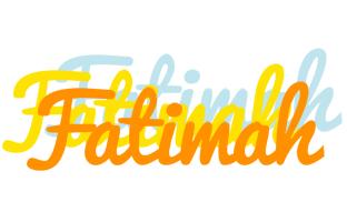 Fatimah energy logo