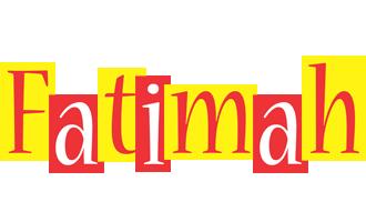 Fatimah errors logo