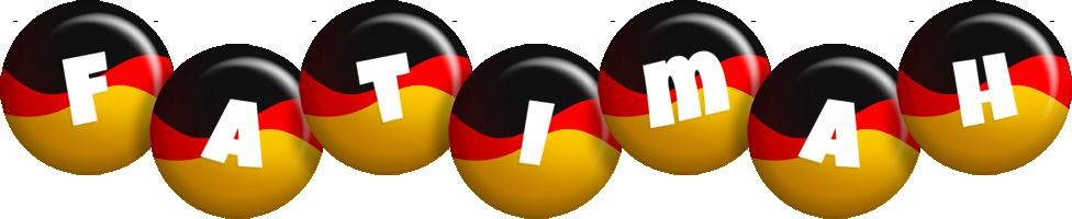 Fatimah german logo