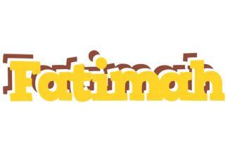 Fatimah hotcup logo