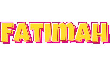 Fatimah kaboom logo