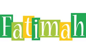 Fatimah lemonade logo